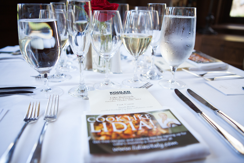 KOHLER Food & Wine 2012